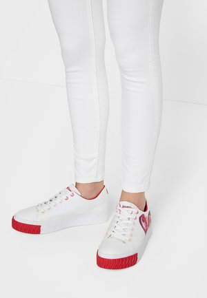 HEART - Trainers - white