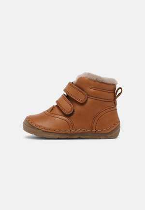 PAIX WINTER UNISEX - Winter boots - cognac