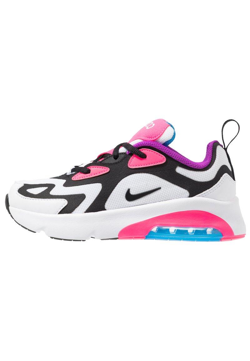 Nike Sportswear - Tenisky - white/black/hyper pink/photo blue