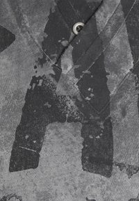 Key Largo - OUTCOME BUTTON - Print T-shirt - anthra - 3