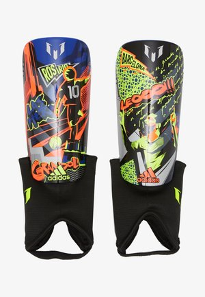 MESSI - Shin pads - royblu/black/syello