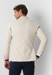 Scalpers - WITH DOUBLE POCKET - Blazer jacket - beige - 1
