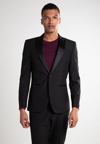 TUXEDO - Suit jacket - black