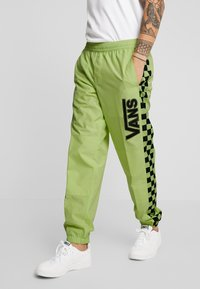 Vans - BMX OFF THE WALL PANT - Tracksuit bottoms - sharp green - 0