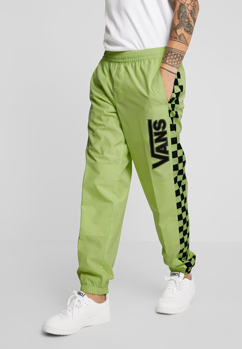 Vans - BMX OFF THE WALL PANT - Tracksuit bottoms - sharp green