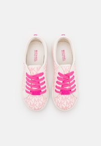 MICHAEL Michael Kors - JEM MIRACLE - Trainers - white/neon pink - 3