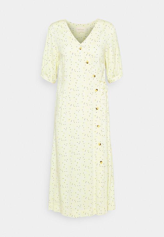 GRACE DRESS - Skjortekjole - garden glade