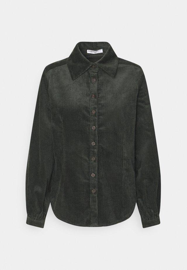 LADIES - Overhemdblouse - dark green