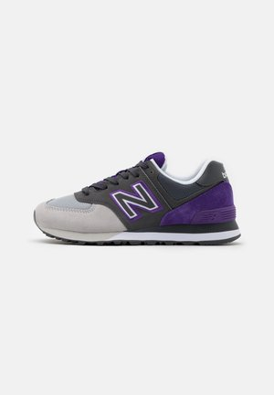 SCHUHE ML 574 - Sneakersy niskie - grey/purple