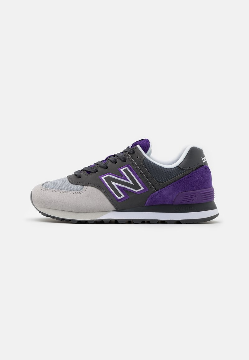 New Balance - SCHUHE ML 574 - Matalavartiset tennarit - grey/purple