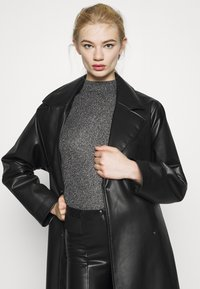 ONLY - ONLZABO BUTTON - Legíny - black - 3