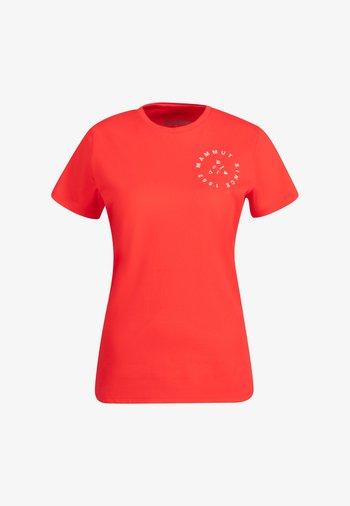SEILE - T-shirt con stampa - sunset prt2