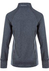 Endurance - CANNA  - Sports shirt - 1111 black melange - 5