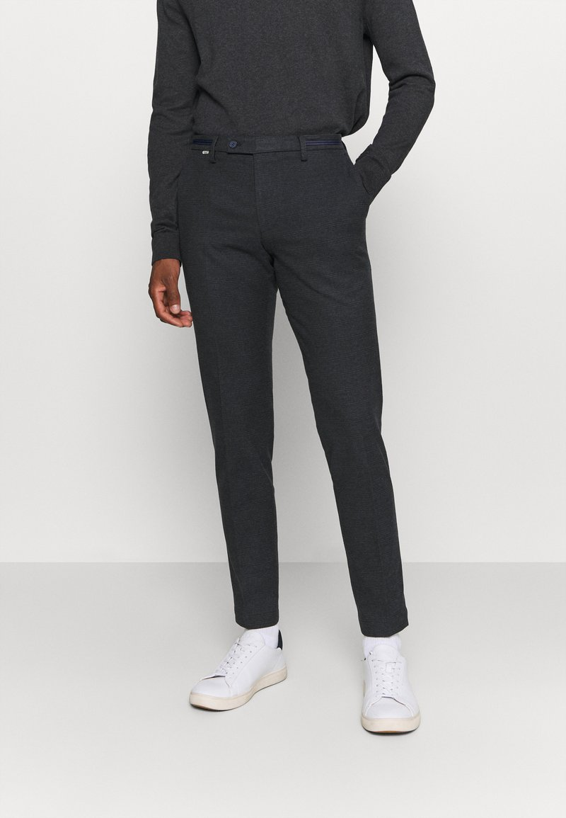 Cinque - CIBRAVO TROUSER - Kalhoty - dark blue