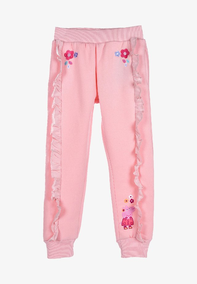Tracksuit bottoms - rosa