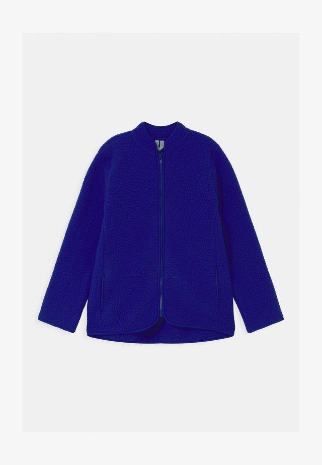 UNISEX - Fleece jacket - blue bright