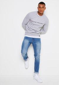 Denim Project - TOM - Slim fit jeans - medium blue denim - 1
