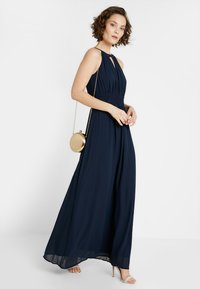 Vila - VIMILINA - Maxi dress - total eclipse - 2