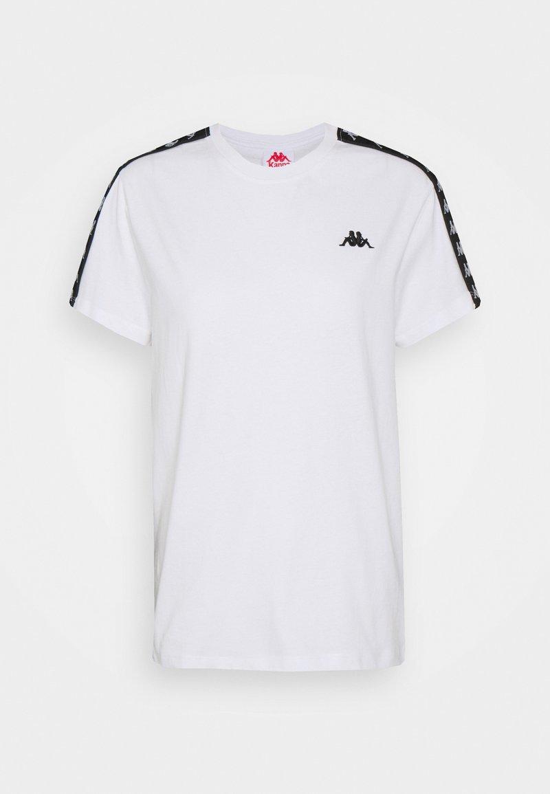 Kappa - JARA - Print T-shirt - bright white
