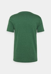 Polo Ralph Lauren - CUSTOM SLIM FIT JERSEY CREWNECK T-SHIRT - Basic T-shirt - verano green heather - 1