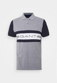 GANT - Polo shirt - grey melange - 4