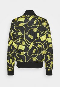 Versace Jeans Couture - JACKET - Bomber Jacket - black - 8