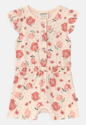 SPIELER MIDSUMMER - Jumpsuit - light pink/white