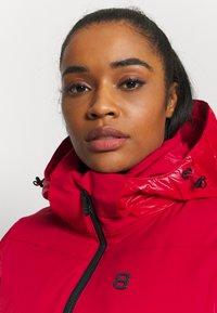 8848 Altitude - ALIZA JACKET - Ski jacket - red - 4