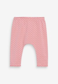 Next - 3 PACK LEGGINGS - Leggings - Trousers - pink - 4