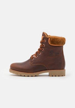IGLOO  - Winter boots - bark