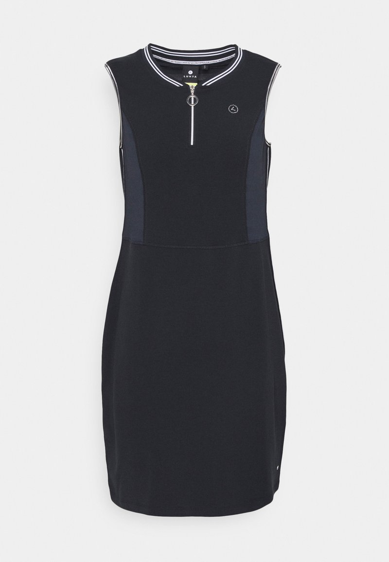 Luhta - AHMAS - Jerseykjole - dark blue