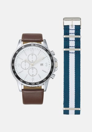 SET - Montre - blue/black