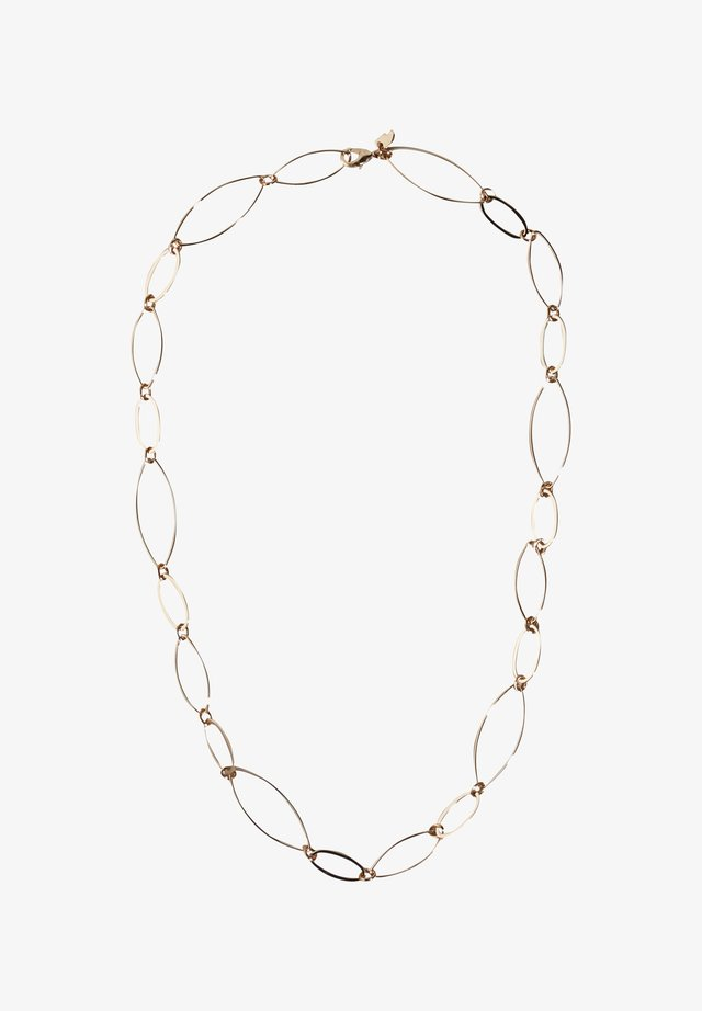 Necklace - ice gold