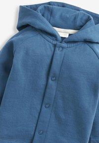 Next - Mikina na zip - blue - 2