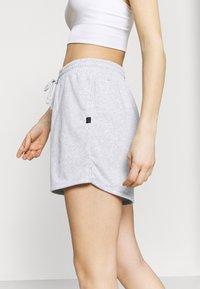 Cotton On Body - LIFESTYLE ON YA BIKE SHORT - Sports shorts - grey marle - 3