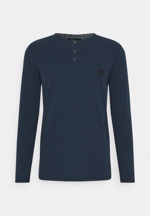BREND - Long sleeved top - navy