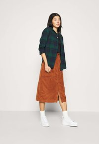 GAP - EVERYDAY - Skjorte - blackwatch plaid - 1
