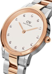 Daniel Wellington - Iconic Link Lumine – 28mm - Orologio - rose gold - 2