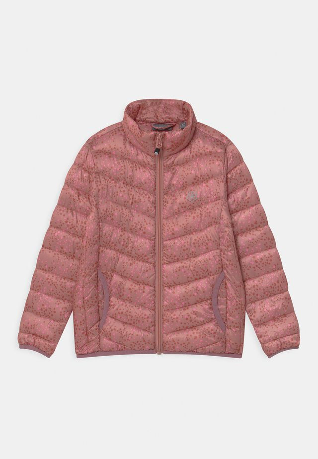 PADDED PACKABLE  - Chaqueta outdoor - ash rose