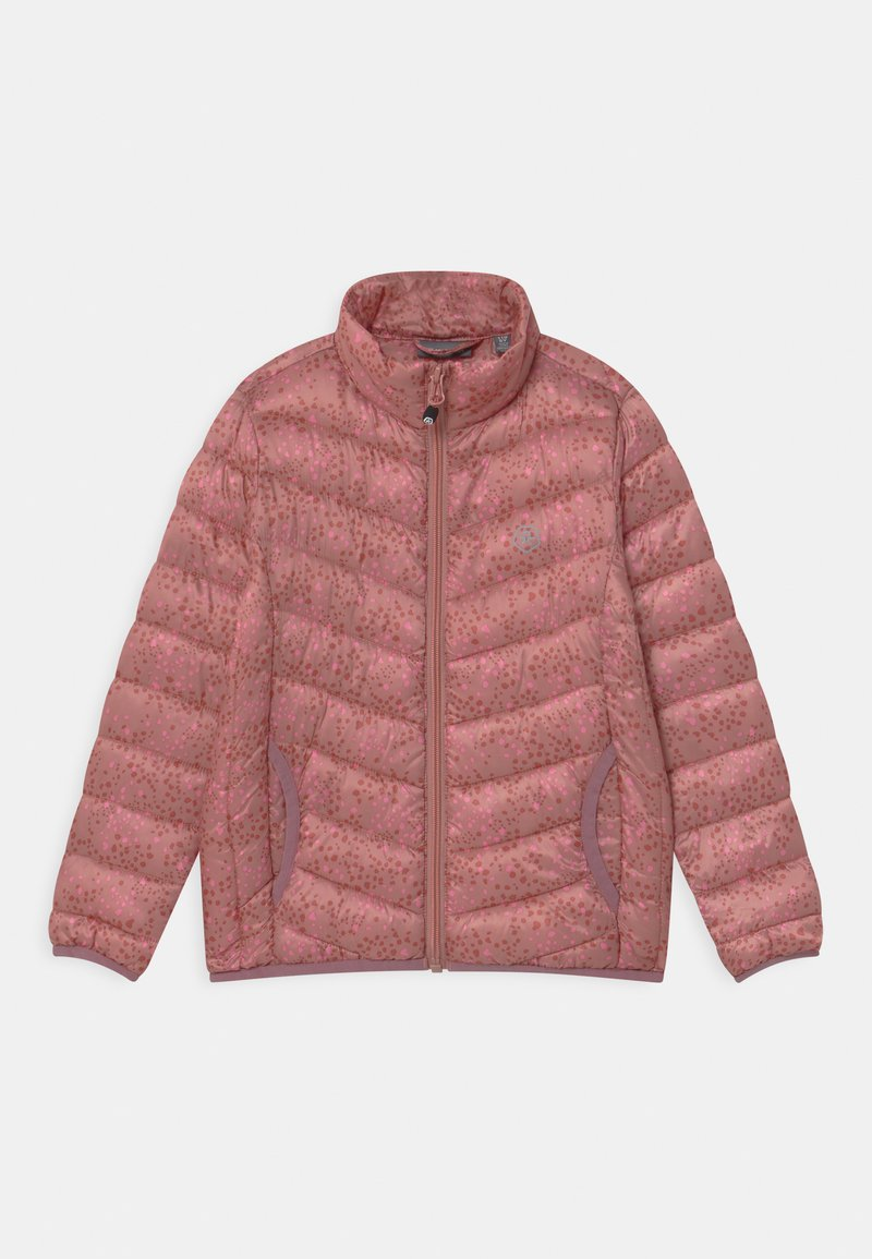 Color Kids - PADDED PACKABLE  - Outdoor jacket - ash rose