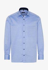 Eterna - REGULAR FIT - Formal shirt - mittelblau - 3