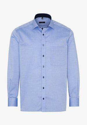 REGULAR FIT - Formal shirt - mittelblau