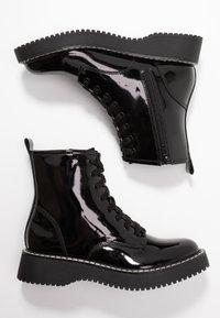 Madden Girl - KURRT - Platform ankle boots - black - 3