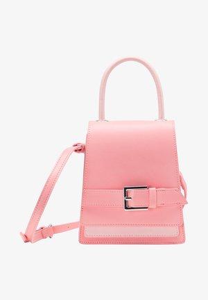 Skuldertasker - rosa