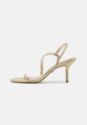 MOJOS - Sandals - gold