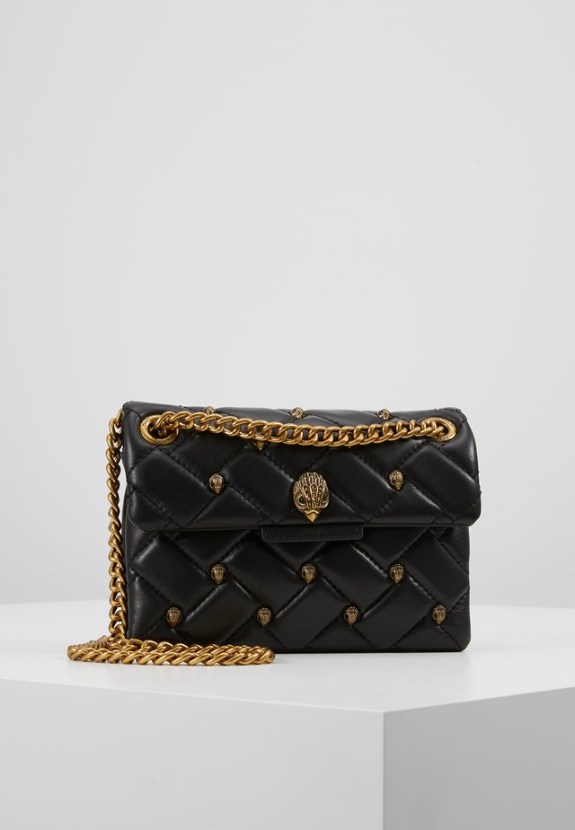 MINI KENSINGTON - Sac bandoulière - black
