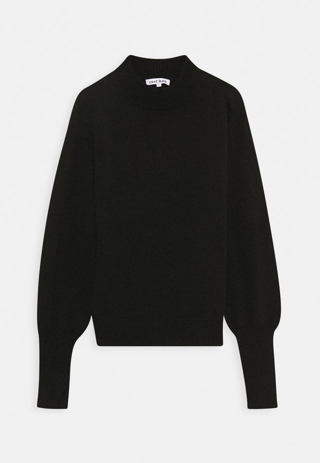 KIRSTEN  - Pullover - black