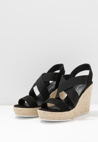 Madden Girl - ROSEWOD - High heeled sandals - black - 4