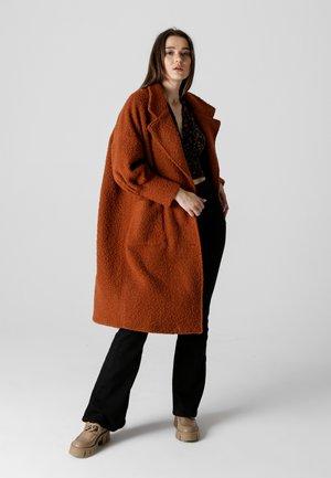 Classic coat - rostrot
