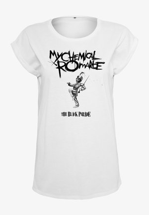 MY CHEMICAL ROMANCE - Print T-shirt - white